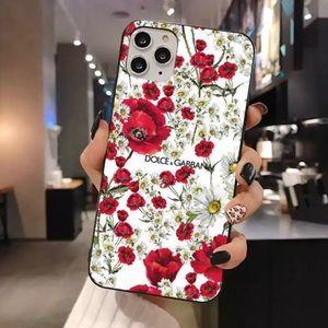 """✨🆕 """"D&G"""" floral iphone 11 case"""